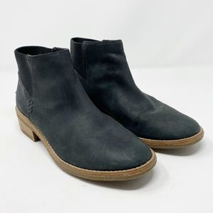 Sperry | Maya Lani Leather Pull-On Booties